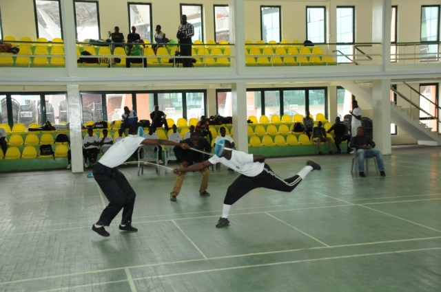 Ghana Introduces Fencing With Fie Centenary Celebration